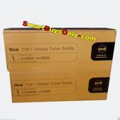 Oce Imagistics 716-1 Waste Toner Bottles CM3520 CM3525 CM4520 CM4525 2Pack