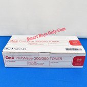 Oce 1070066394 Plotwave 300/350 Genuine OEM Toner 2 Bottles 1060127660