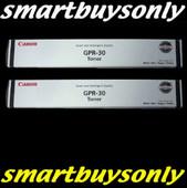 Canon GPR-30 GPR30 2 Box Black Toner 2789B003AA GPR-30 IR C5045 C5051
