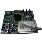 SCEPTRE X37SV-Komodo TV Parts, Tuner Board, Main Board AD001-1