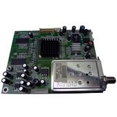 SCEPTRE X37SV-Komodo TV Parts, Tuner Board, Main Board AD001-1