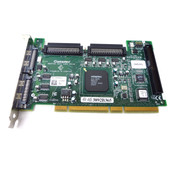 Adaptec ASC-39160 64-bit PCI-X Dual-Channel Ultra160 SCSI Card U160 Dell 0360MG