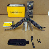 Leatherman 830796 Charge TTI Multi Tools Camo Sheath with Camo Molle Sheath