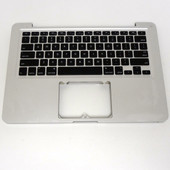 "Apple MacBook Pro 13"" Late 2011 Top case KeyBoard DVD for parts AS IS"