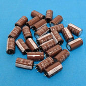 {25 pcs} 6800uF 6800 uF 10V Electrolytic Capacitor XSE Teapo Electronics