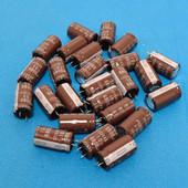 {10 pcs} 6800uF 6800 uF 10V Electrolytic Capacitor SXE Teapo Electronics