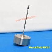 Brookfield RV/HA/HB Viscometer Spindle # 1