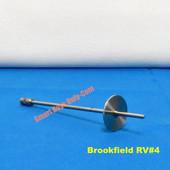 Brookfield RV/HA/HB Viscometer Spindle # 4