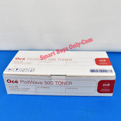 Oce 1070066410 Plotwave 500 Genuine OEM Toner 2 Bottles & waste Container