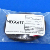 "Meggitt Endevco 3027AM3-120 Cable Assembly 120"" 185˚F low impedance piezoelectric accelerometers."