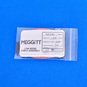 "Meggitt Endevco 3053V-120, 120"" 500˚F Cap. 301 pF Low noise high impedance differential Cable Assembly"