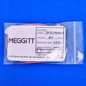 "Meggitt Endevco 3027AVM13-84, 84"" 392˚F low impedance piezoelectric accelerometers"