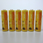 X-Rite 6x NEW NiCad Batteries 331 341 400 404 408 414 418 428