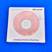 Microsoft Office Small Business Edition 2003 With Business Contact Manager, and Product Key