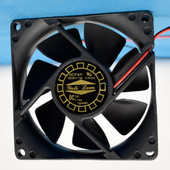Yate Loon D80Sm‑12A Cooling Fan DC 12V .14A 2.5 x 80mm, 2pin Cooling Fan