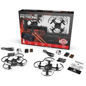 Byrobot Petrone 2.0 Battle Fighter 2 Drones Bundle Controle Plane