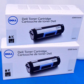 Dell FR3HY, 593-BBYO Black Toner 3000 Pgs S2830 ser. S2830dn Printer {2 Boxes}
