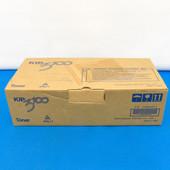 KIP SUP3100-103 (Z160970010) Genuine KIP 3100   Black Toner 2PK NEW
