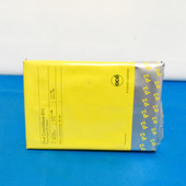 Oce Colorwave 650 P2 Yellow Toner Pearl 1060125743, 6874B006[AA] OEM New Sealed