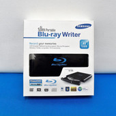 SAMSUNG SE-506AB/TSBD USB External Slim Portable Blu-ray Writer Drive