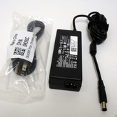 Dell 90 Watt AC Adapter Y4M8K PA-10 Inspiron Latitude Studio Vostro XPS OEM Charger