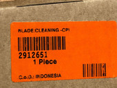 Oce 2912651 Drum Cleaning Blade 9400 9600 TDS400 TDS450 TDS600 TDS700 360 750