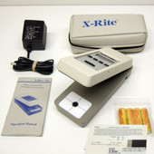 X-rite 331 Battery Operated B/W Transmission Densitometer xrite Excellent