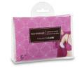 Cute reusable vinyl storage purse