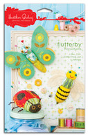 Pattern - FLUTTERBY PINCUSHION by Heather Bailey