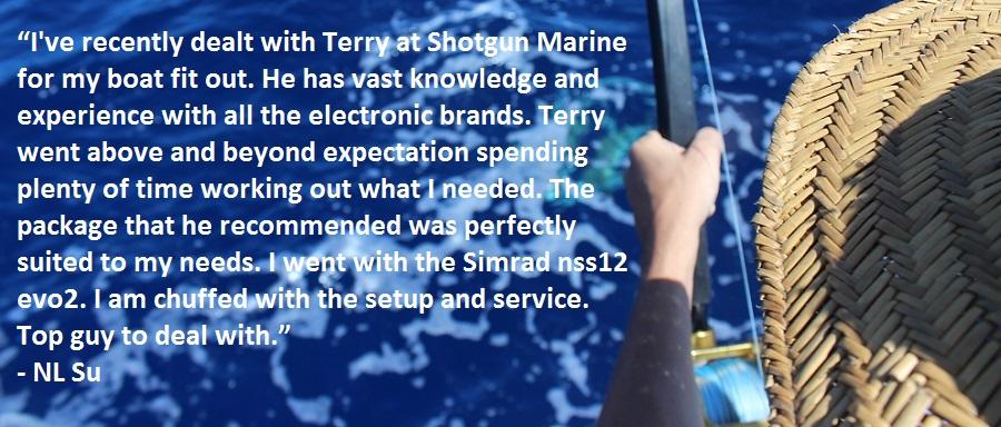 shotgun marine electronics fishfinders, gps, chartplotter, Fish Finder