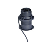Raymarine includes P319 LP TH Plastic D Transducer 14m Cable Raymarine Depth (M78713-PZ)