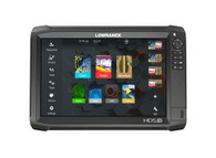 Lowrance  HDS-12 Carbon ROW Med/High/TotalScan Bundle