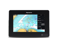 Raymarine Axiom includes surface and trunnion mounting kits, mounting hardware, power/data cable, and installation instructions.