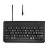 Keyboard with Lightning Connector to suit iPad Gen4, Air, Air2, Mini, Mini 2, Mini 3, Mini 4
