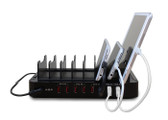 Alogic Vrova 8 Bay USB Desktop Charge Station (No Cables)