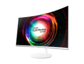 "Samsung 32"" H711 (16:9) Curve LED Display 2560x1440, mDP/HDMI (Premium Curved Series)"