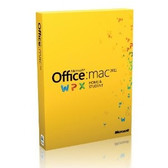 MS Office Mac 2011 Home & Student Family Pack