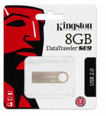 Kingston DataTraveler SE9 8GB USB2.0 Drive