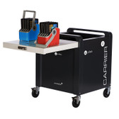 PC Locs Carrier 30 Cart for Chromebooks, Macbooks, Tablets, iPads