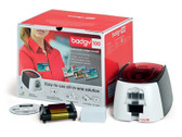 Badgy 100 Plastic ID Card Printer