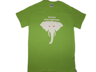 Neon Green Short Sleeve T-Shirt