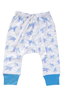 Sapling Galaxy Bear Blue Pants