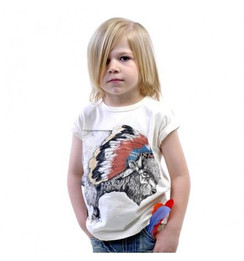 Rock Your Baby Tukota Bison T-shirt