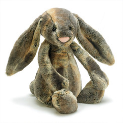 Bashful Cottontail Bunny Huge