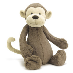 Bashful Monkey Huge (Preorder)