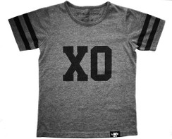 LXK Striped XO Jersey T-shirt