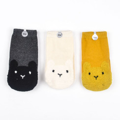 Mini Dressing Rabbit Socks