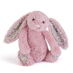 Blossom Tulip Pink Bunny Small
