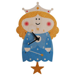 Princess Pendulum Clock