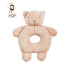 Purr-ty Kitty Ring Rattle